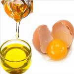 Масло из яичных желтков от рубцов и шрамов