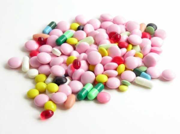 Печень и таблетки