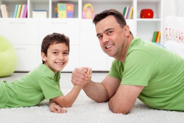 Разговоры по душам: 9 советов отца сыну