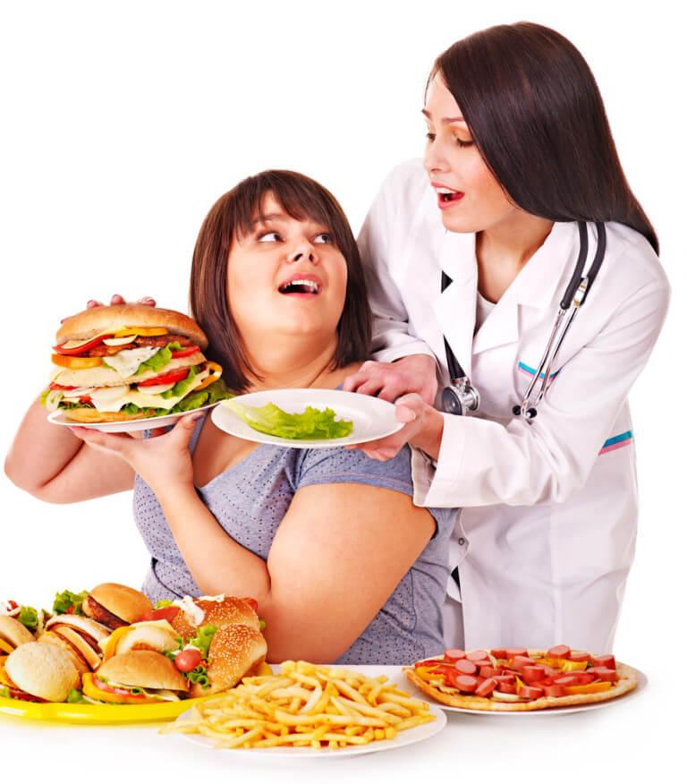 Лишний вес и ожирение, что поможет похудеть?