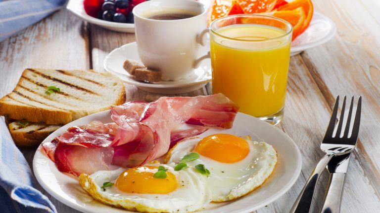 Идеальный завтрак