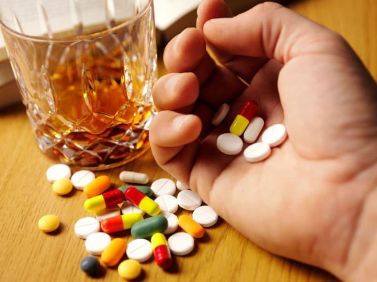 Алкоголь и цистит