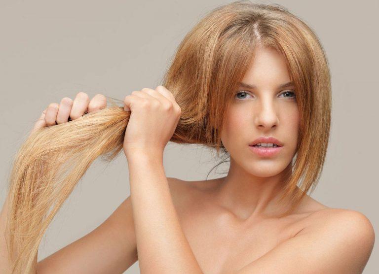 После несчастной любви волосы выпадали «пятачками»