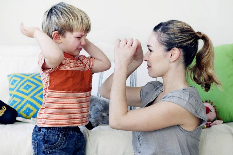 Невроз у ребенка