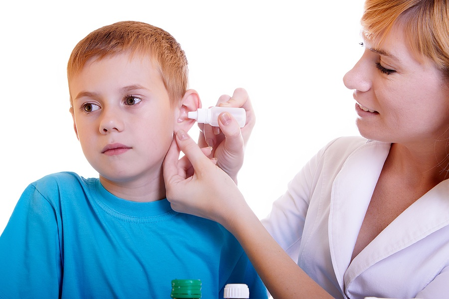Открываем рот — болит ухо