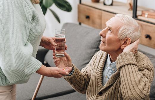 Дедушки должны беречь своих бабушек